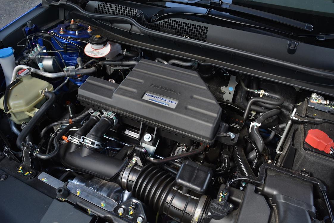 2017 Honda CR-V VTi-L