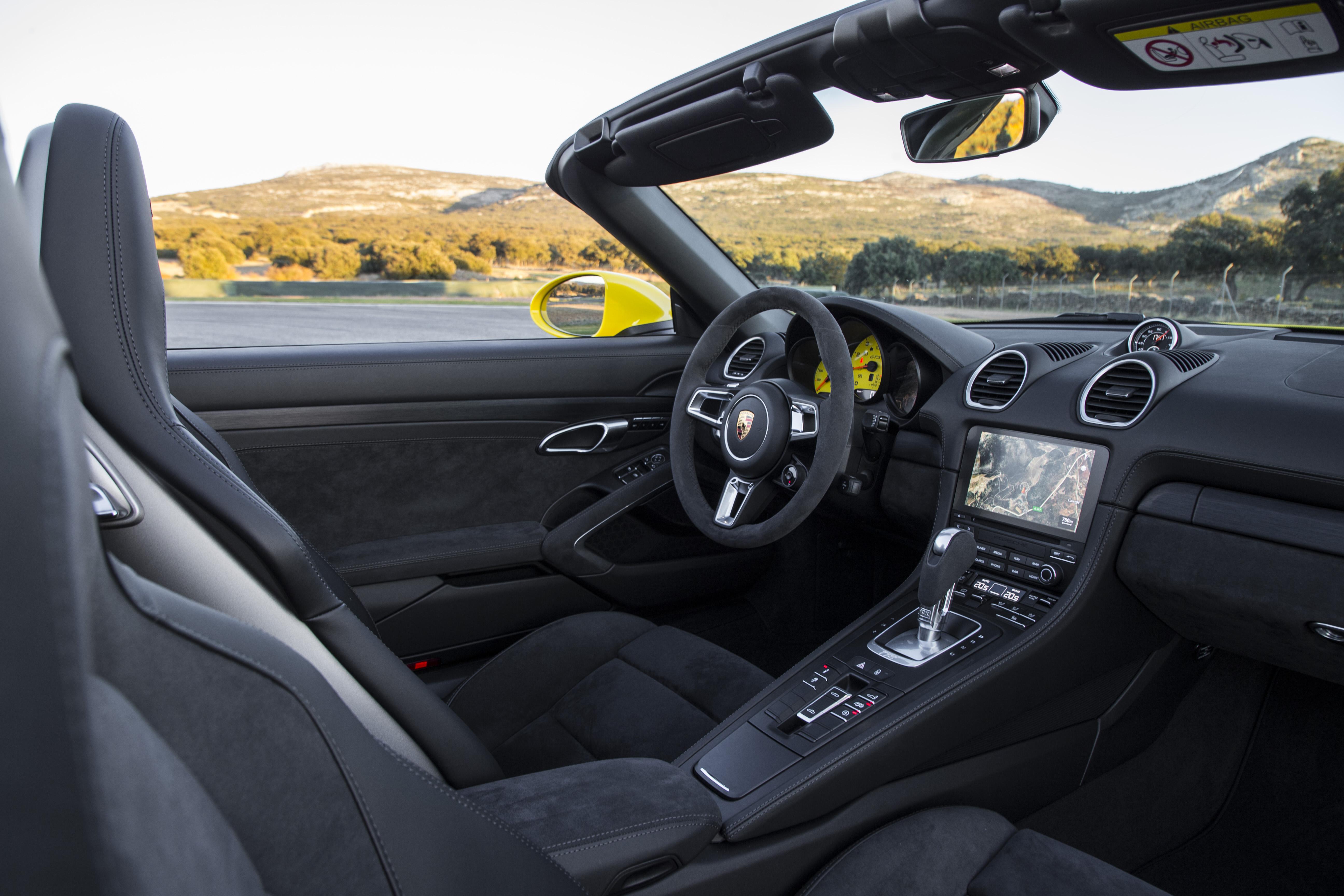 2018 Porsche 718 Boxster GTS