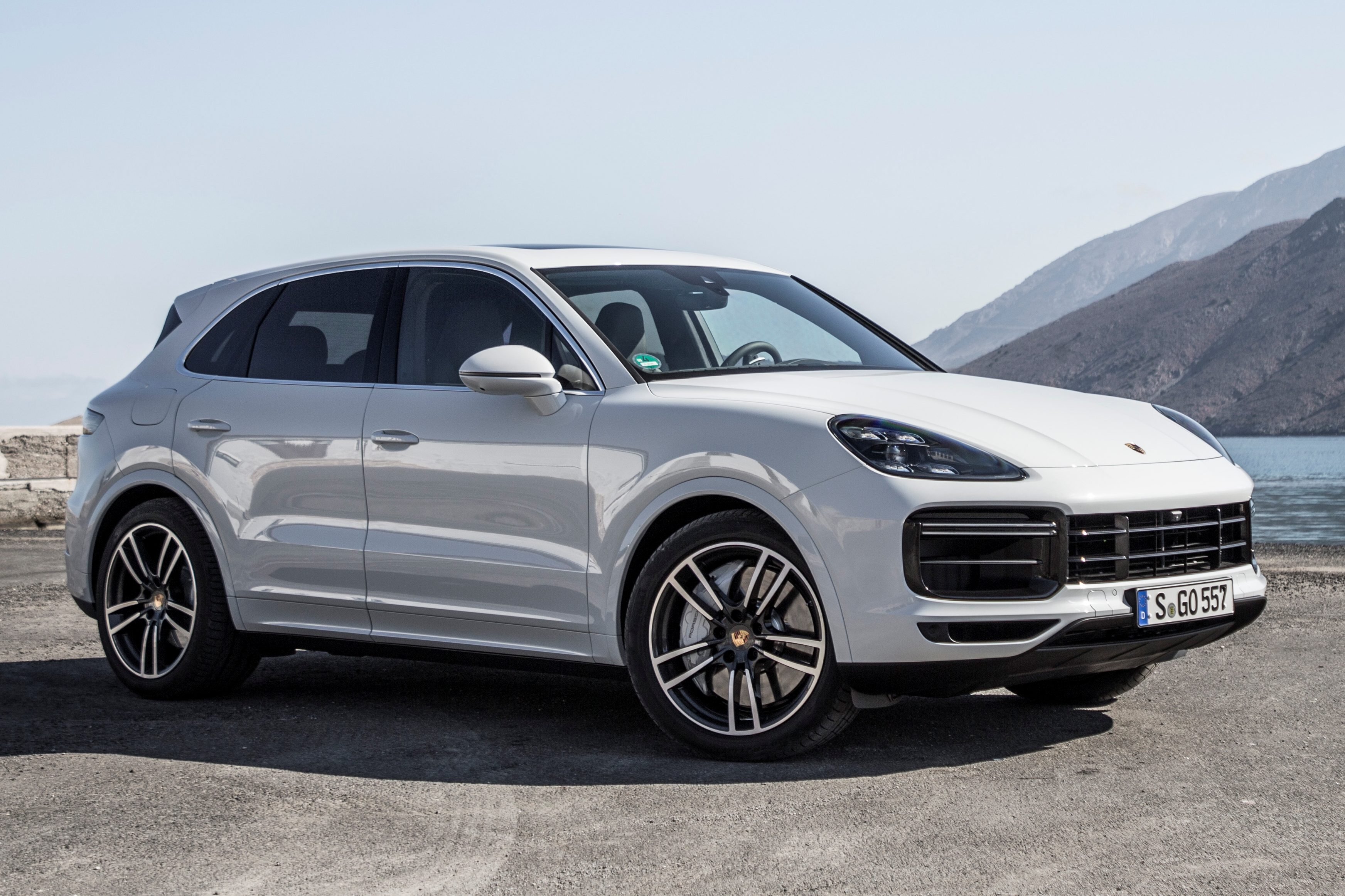 Subtly tweaked looks hide serious technical work under the new Porsche Cayenne's skin.