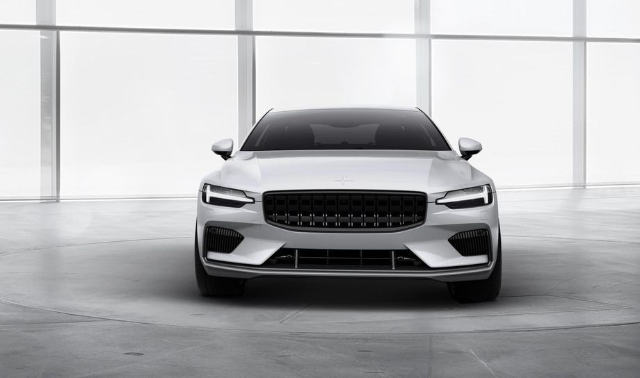 Polestar 1 Concept Debuts Volvo's Electrified Performance Aspirations