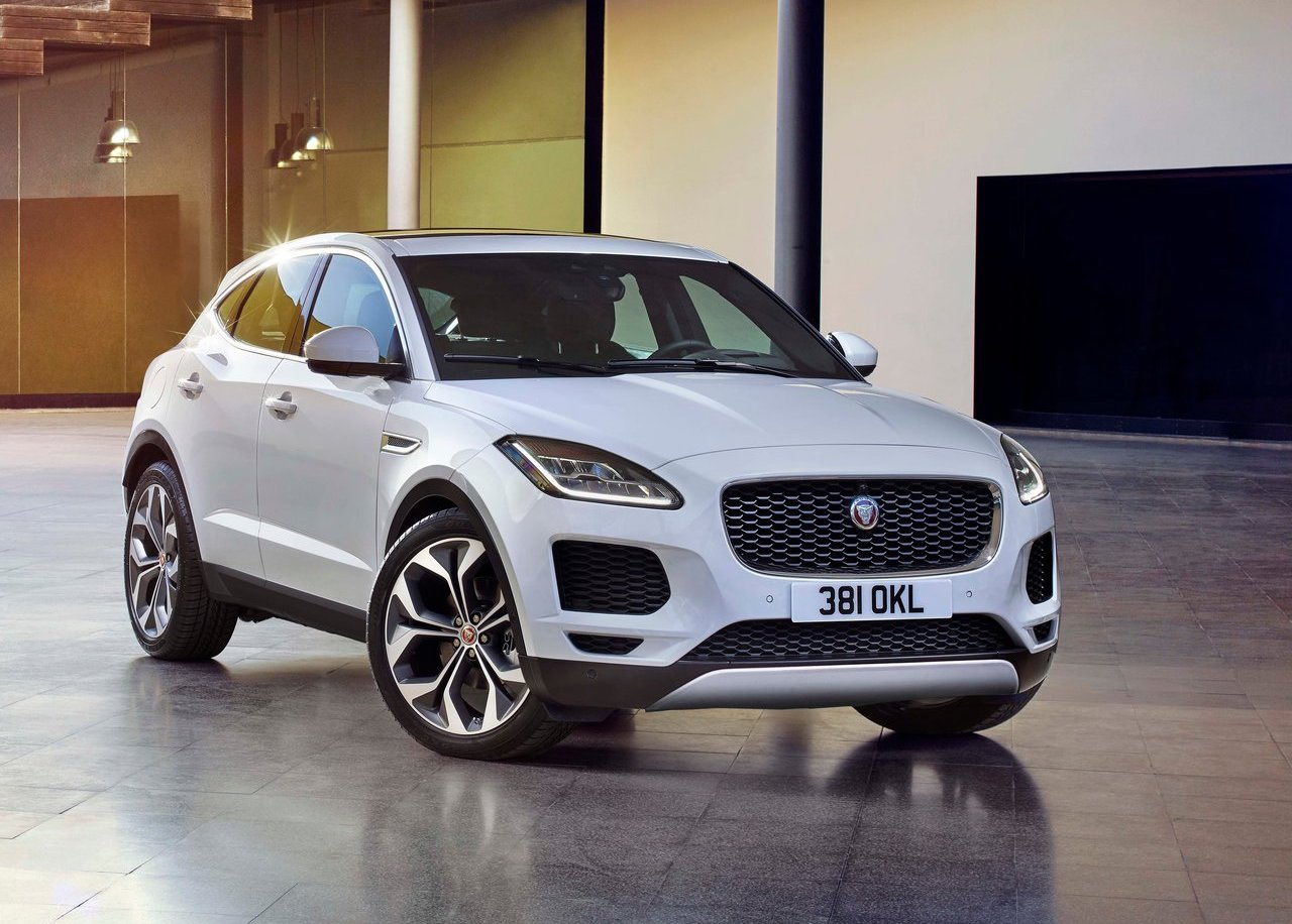 2018 Jaguar E-Pace - Price And Features For Australia