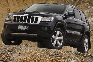 The 2011 Jeep Grand Cherokee