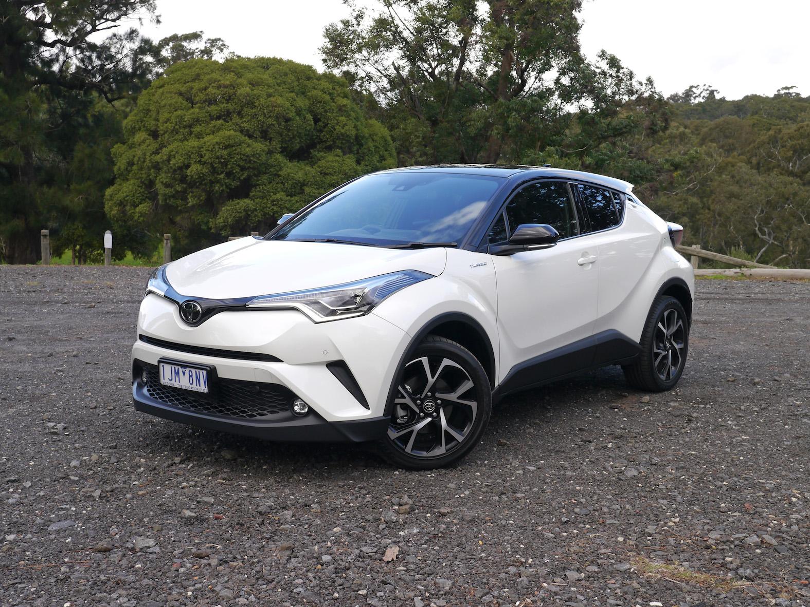 Toyota Recalls C-HR SUV And Tarago People Mover