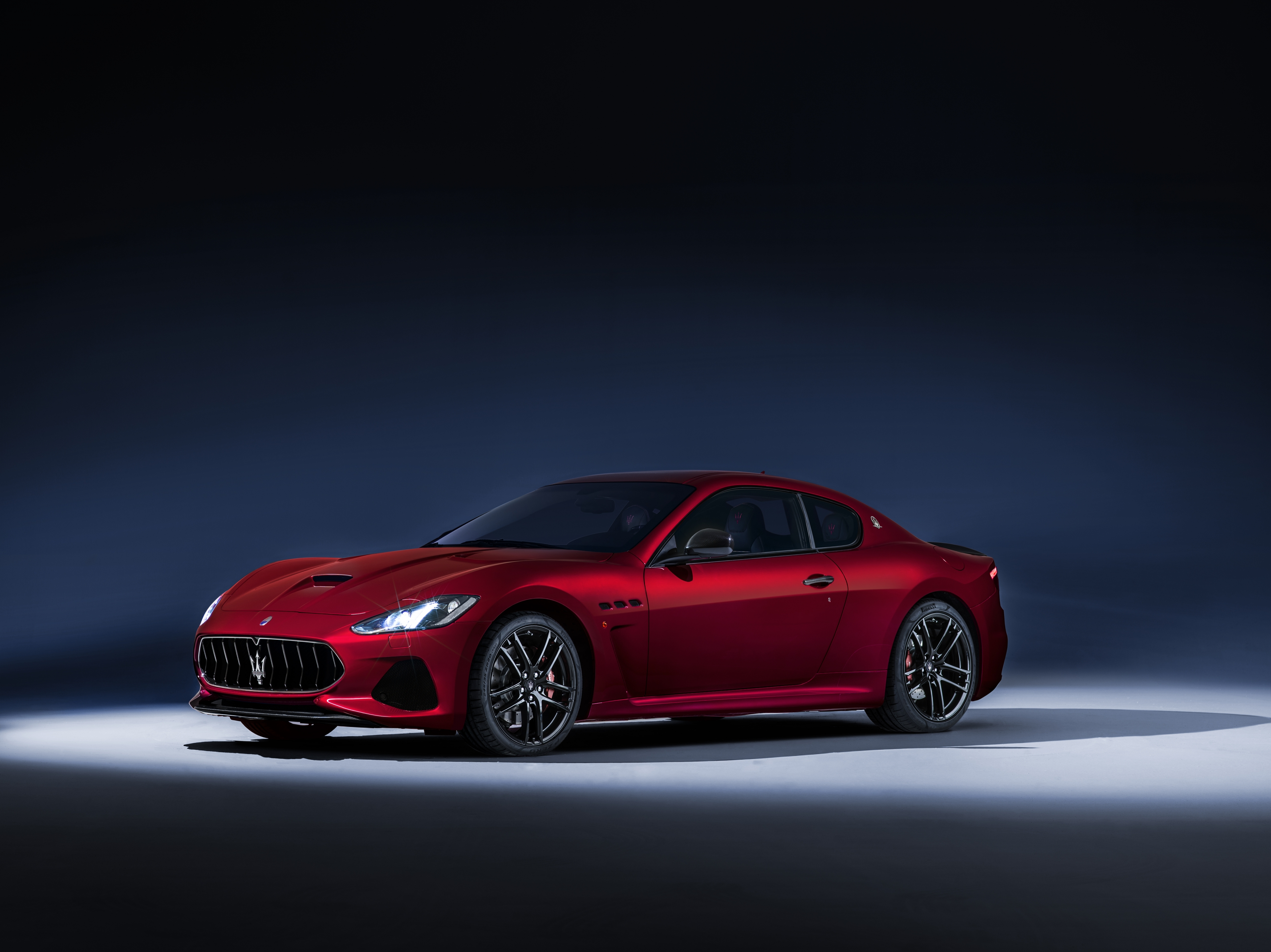 Maserati Gran Turismo.