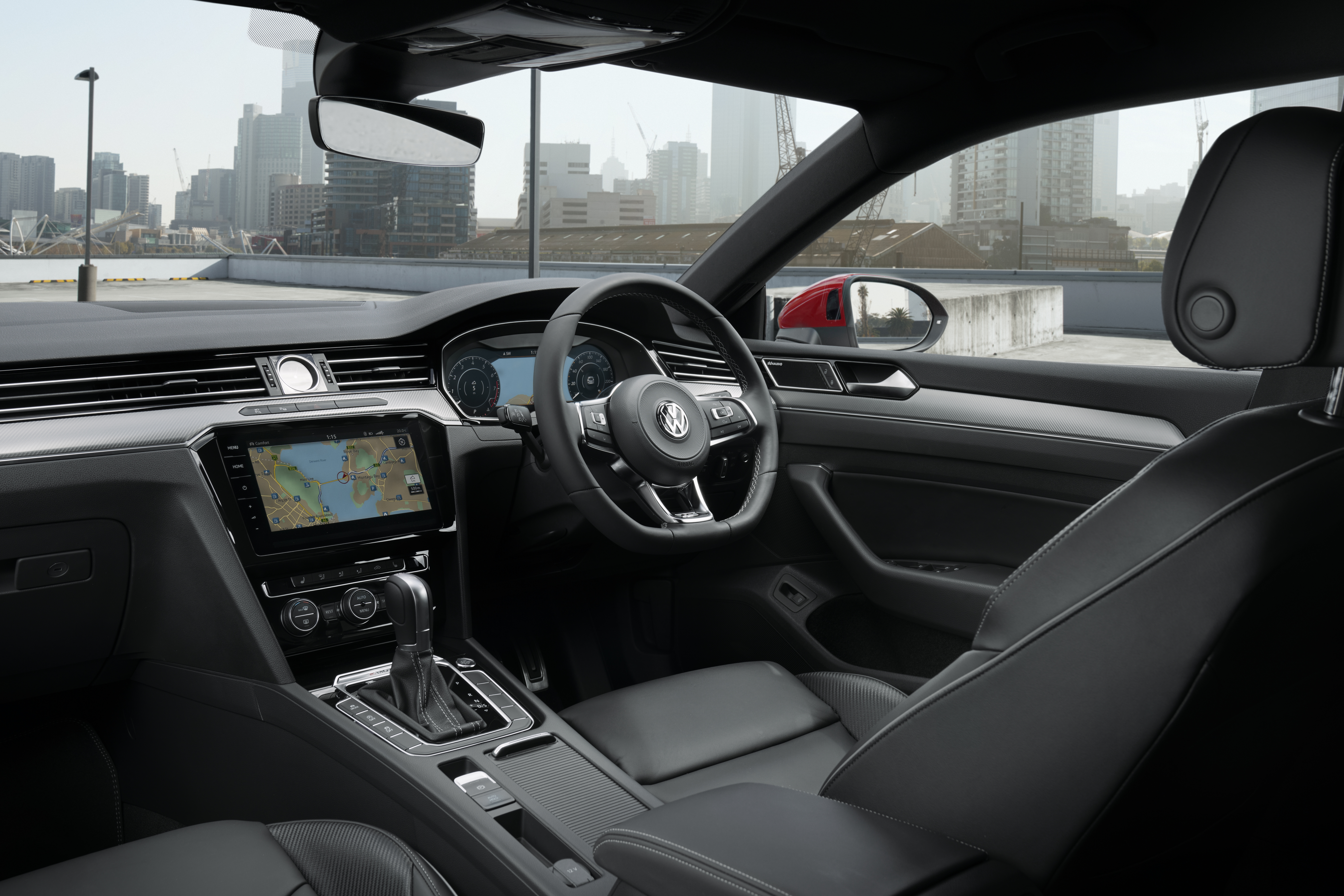 2017 Volkswagen Arteon.