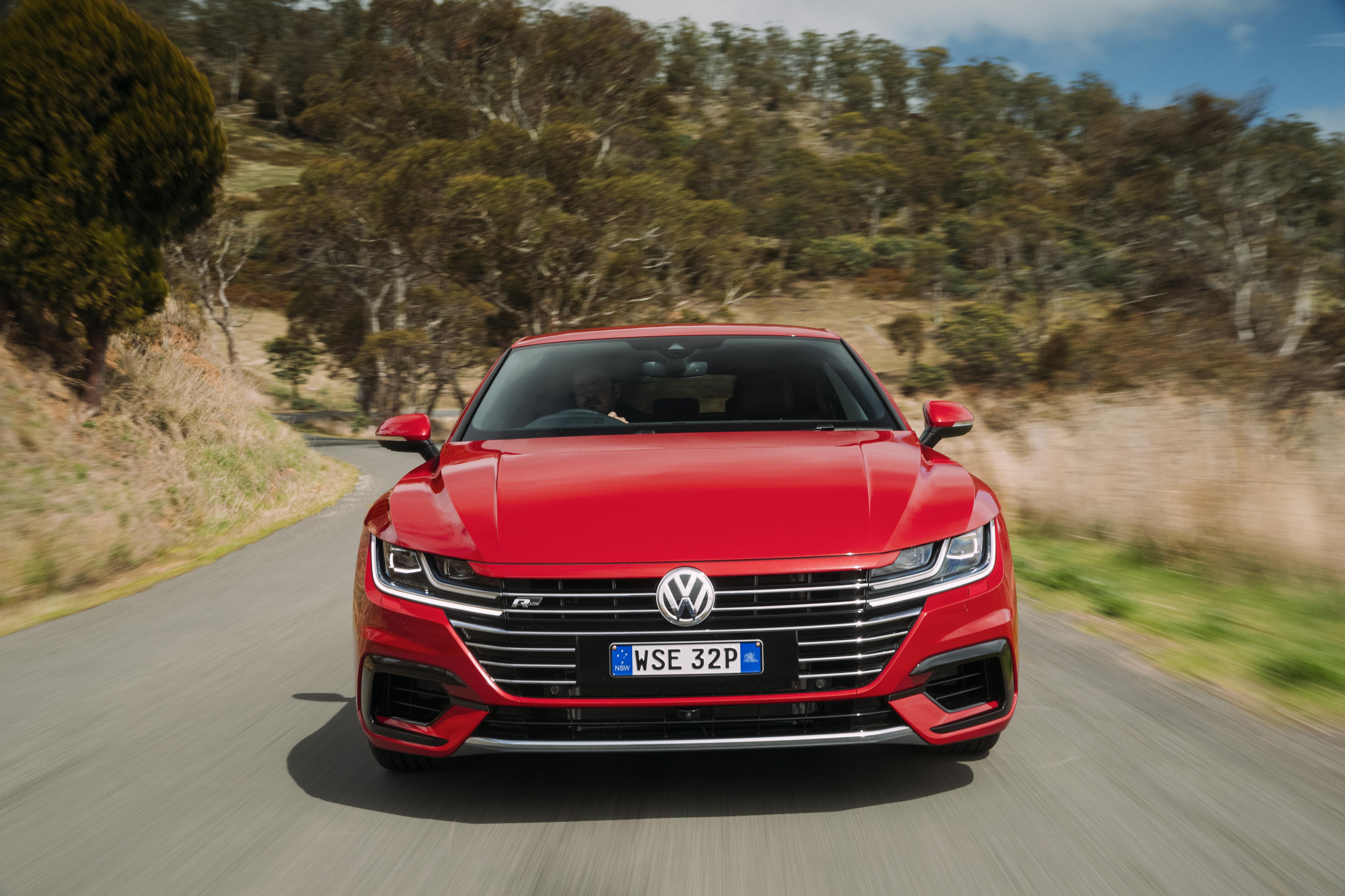 2017 Volkswagen Arteon first drive review