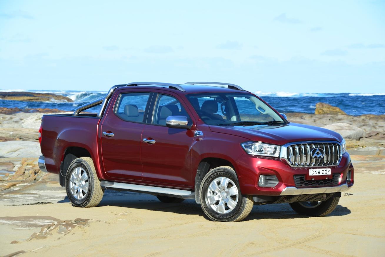 2018 LDV T60 Ute Hits Australia From $29k Driveaway