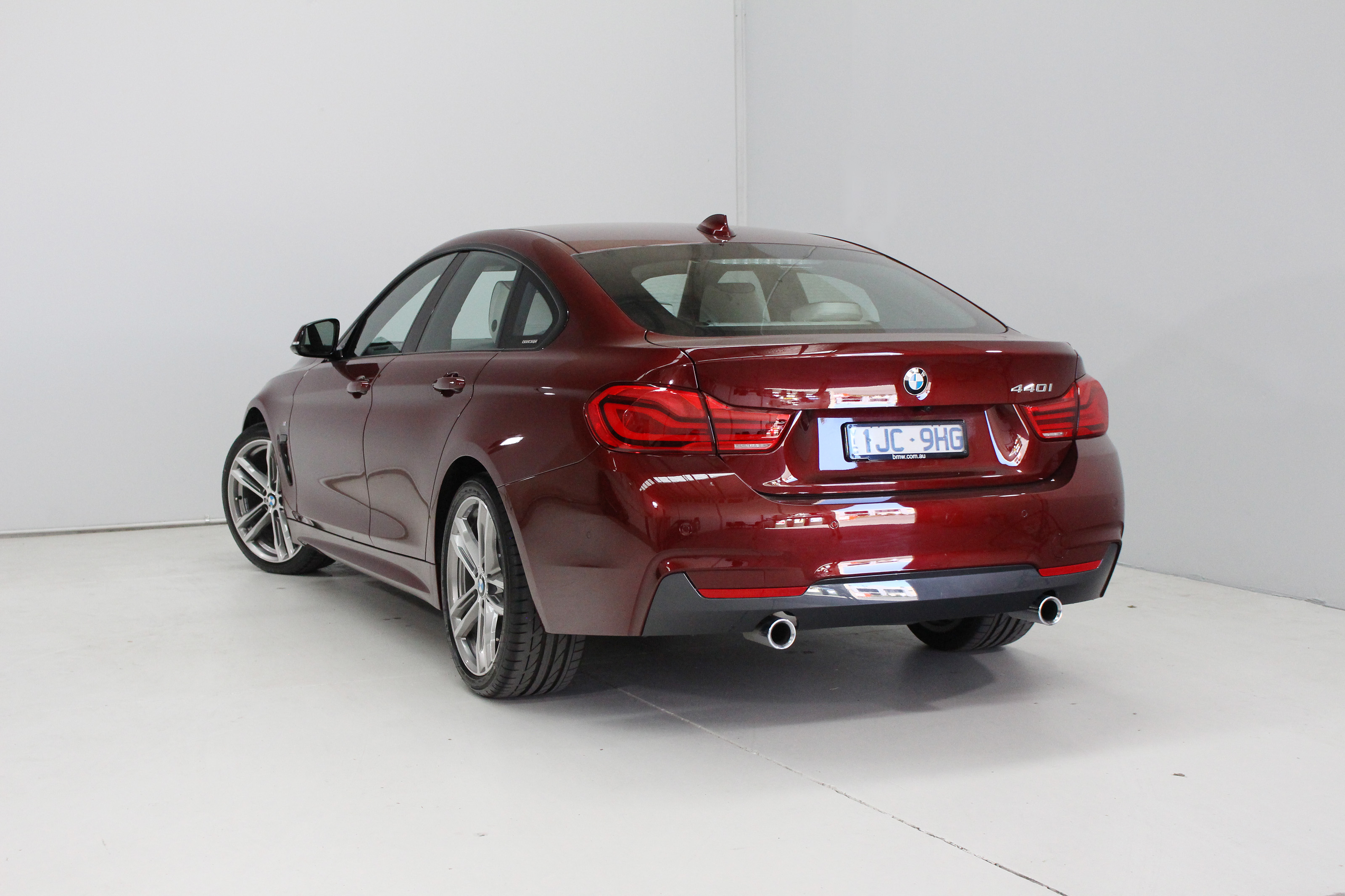 2017 BMW 440i Gran Coupe.