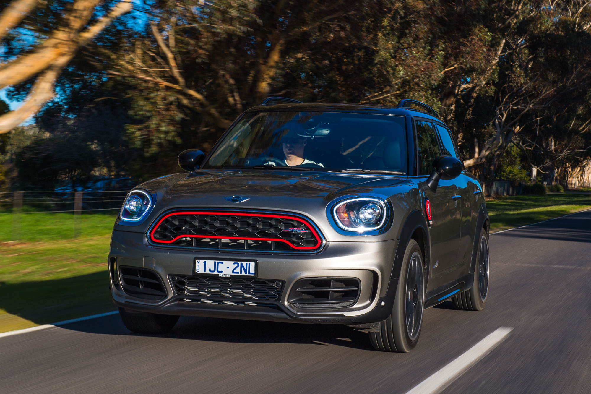 2017 Mini John Cooper Works Countryman quick spin review
