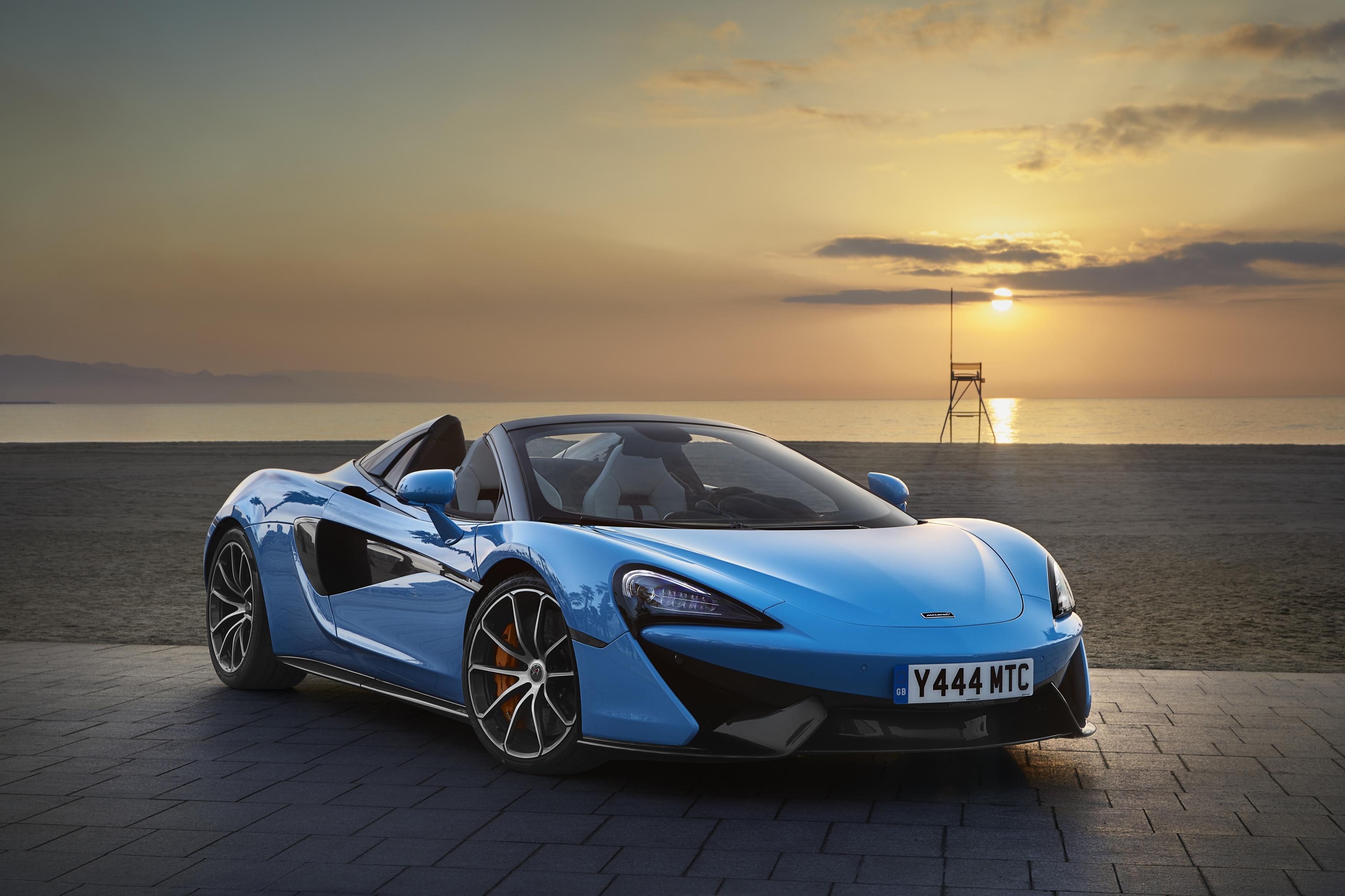 McLaren 570S price revealed