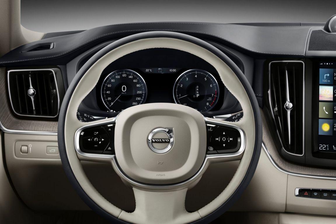 2017 Volvo XC60.