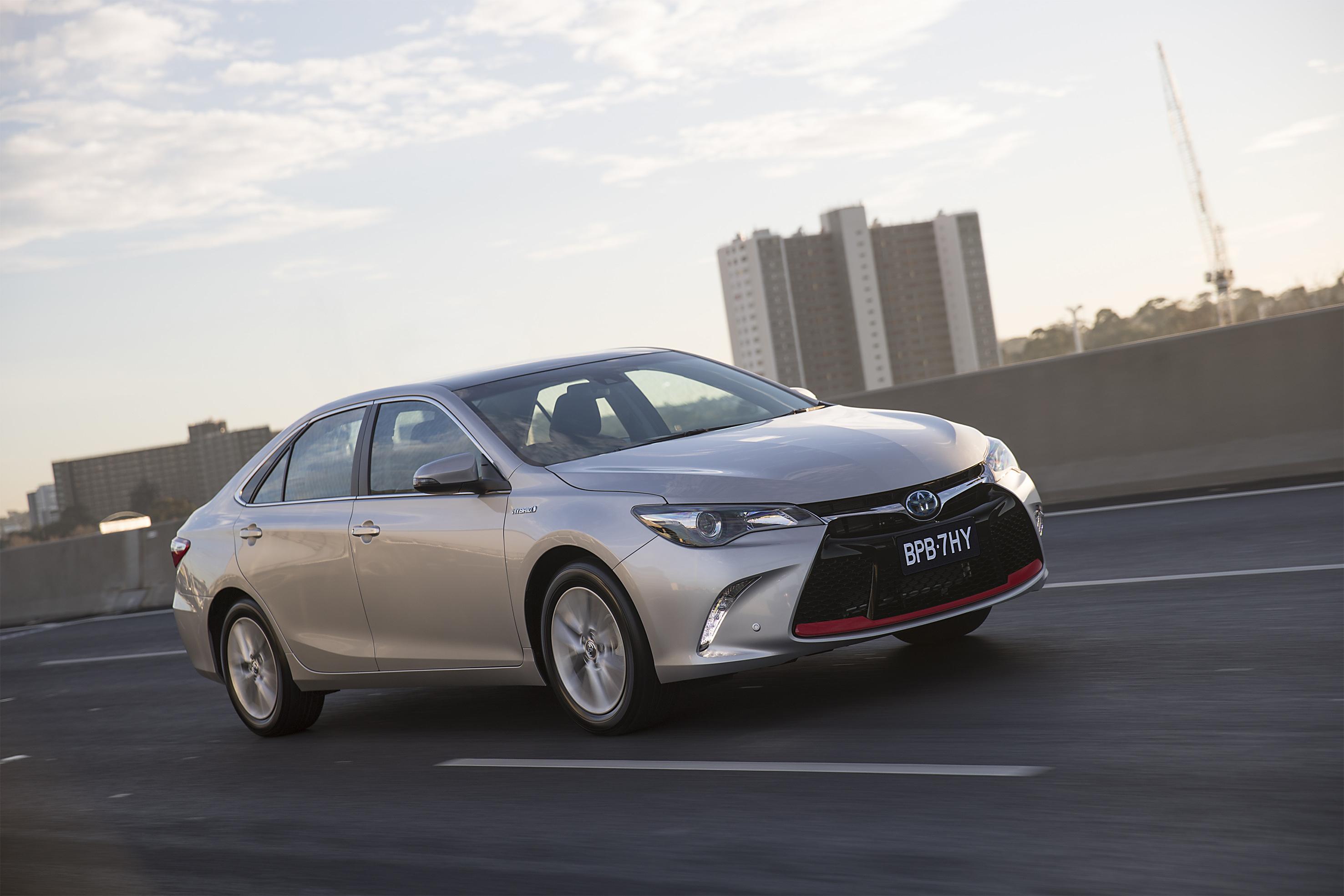 2017 Toyota Camry Hybrid Commemorative Edition
