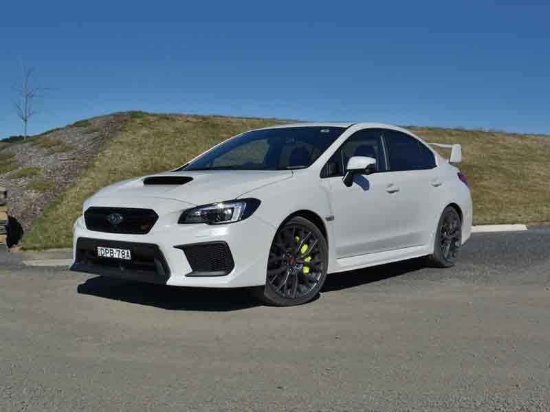 2017 Subaru WRX STI Review | Hardcore Sedan Values Rawness Over Sophistication