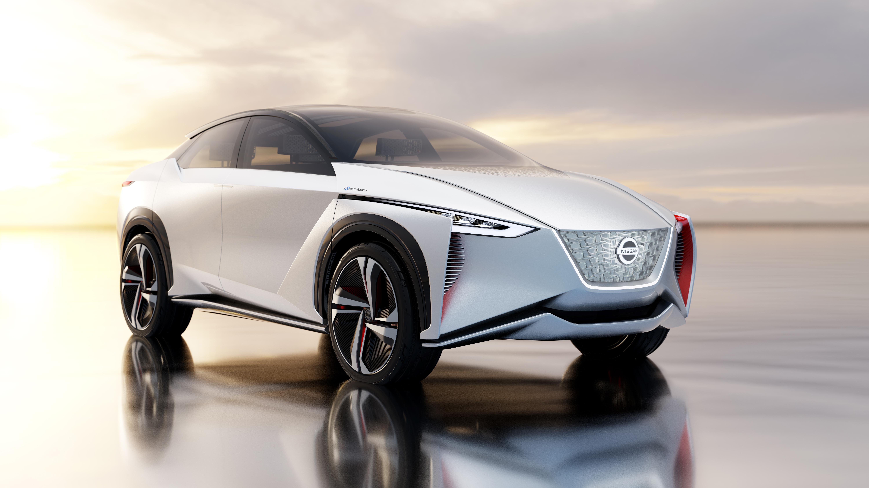 The electric Nissan IMx concept points to an electric, autonomous future.