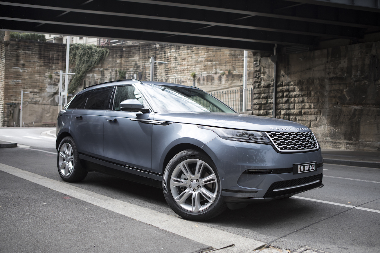 2018 Range Rover Velar First Drive Review | Concept Car Swagger Meets SUV Practicality