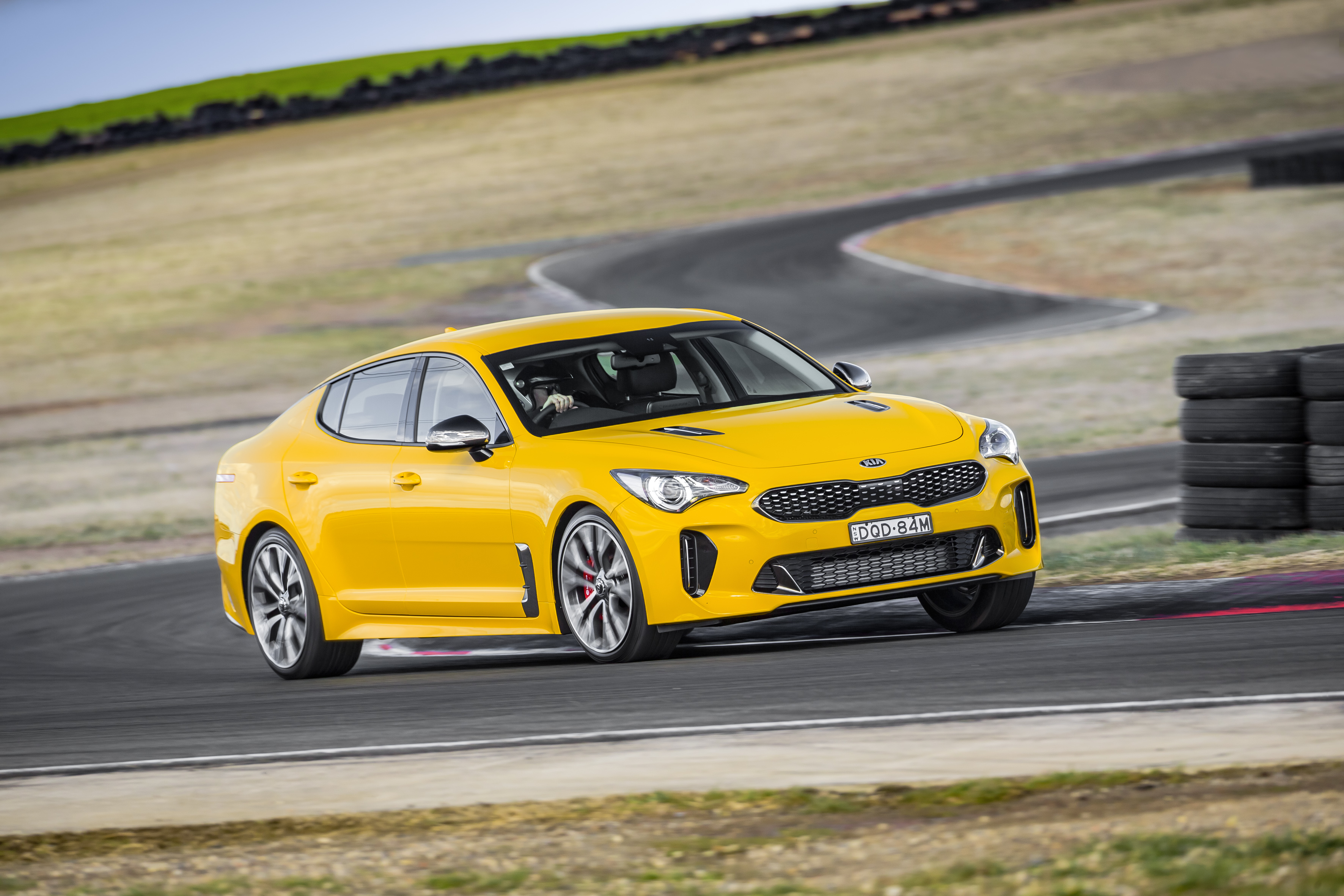 2017 Kia Stinger first drive review