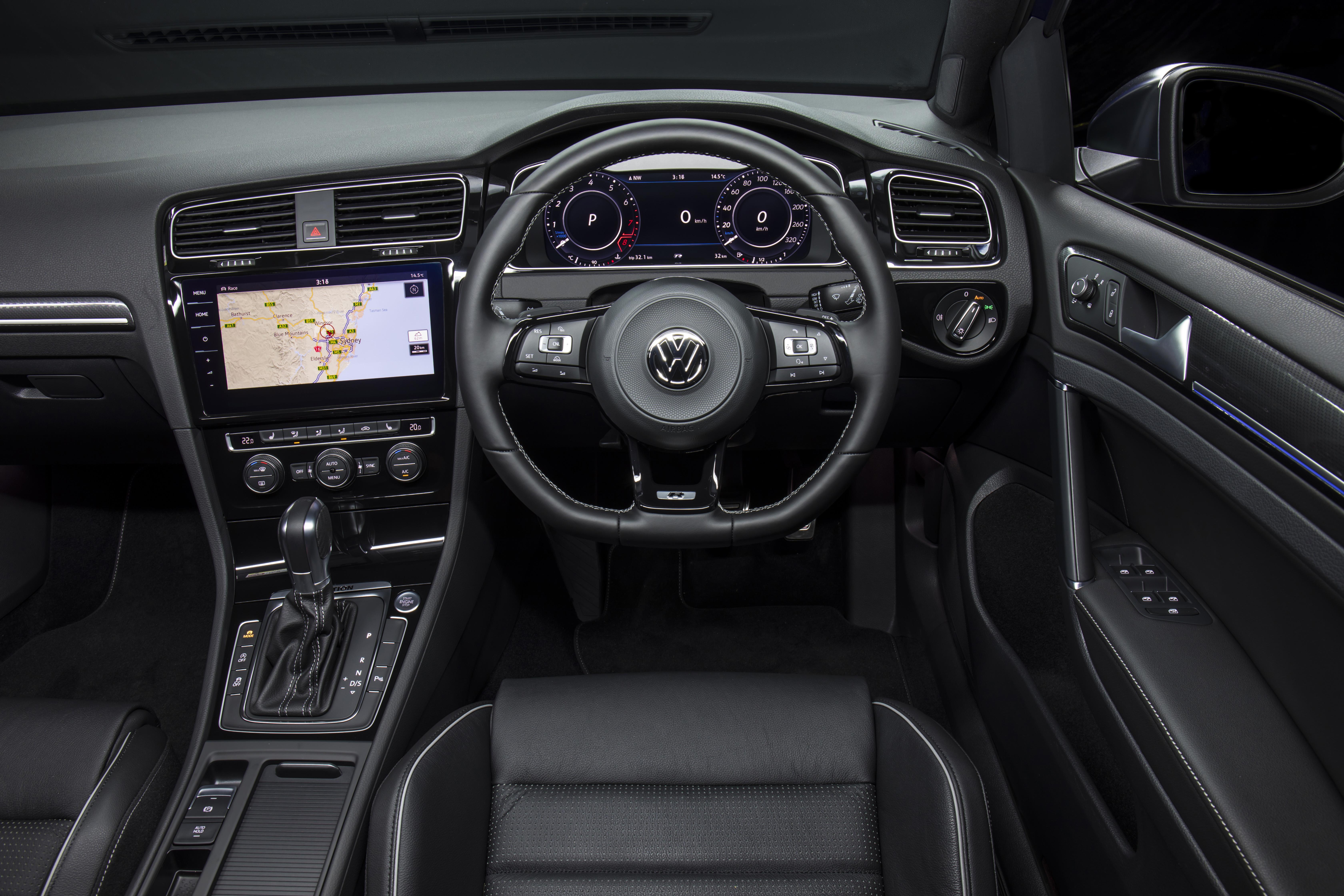 2018 Volkswagen Golf R.
