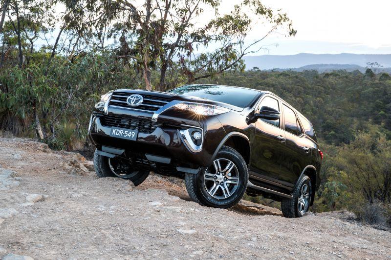 2018 Toyota Fortuner - Australia