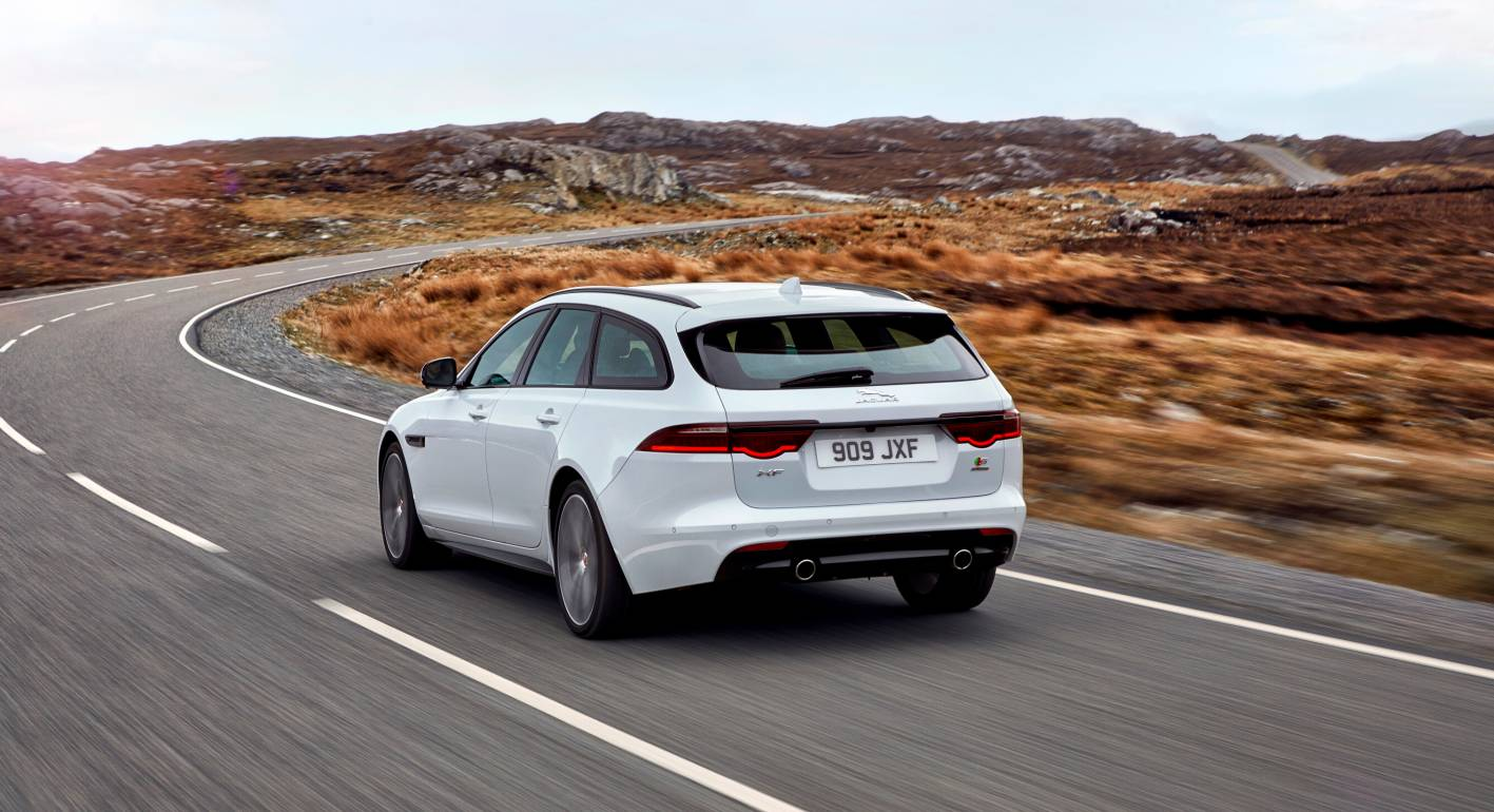 2018 Jaguar XF Sportbrake Pricing Revealed Ahead Of Australian Launch