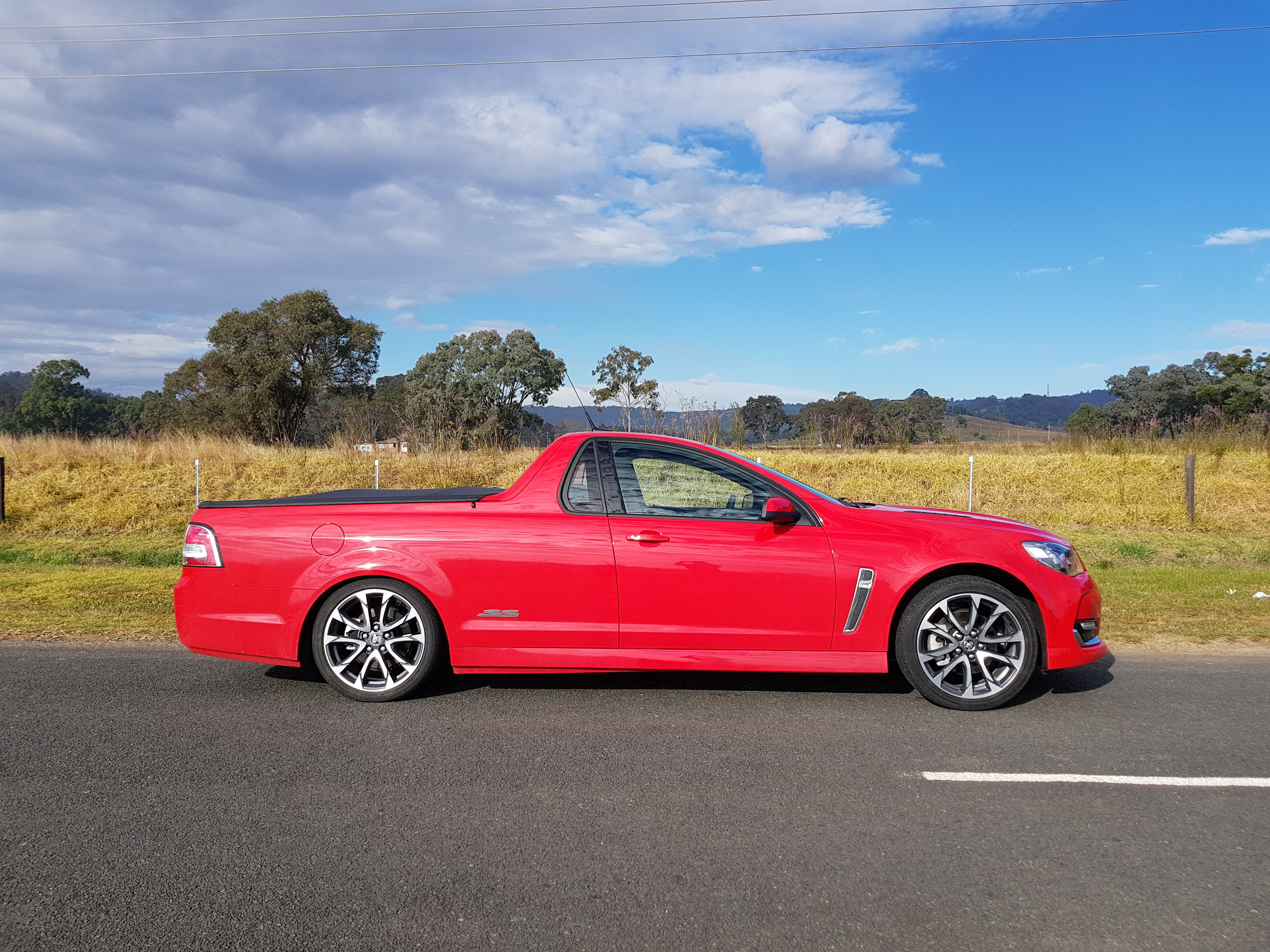 2017 Holden Commodore SS
