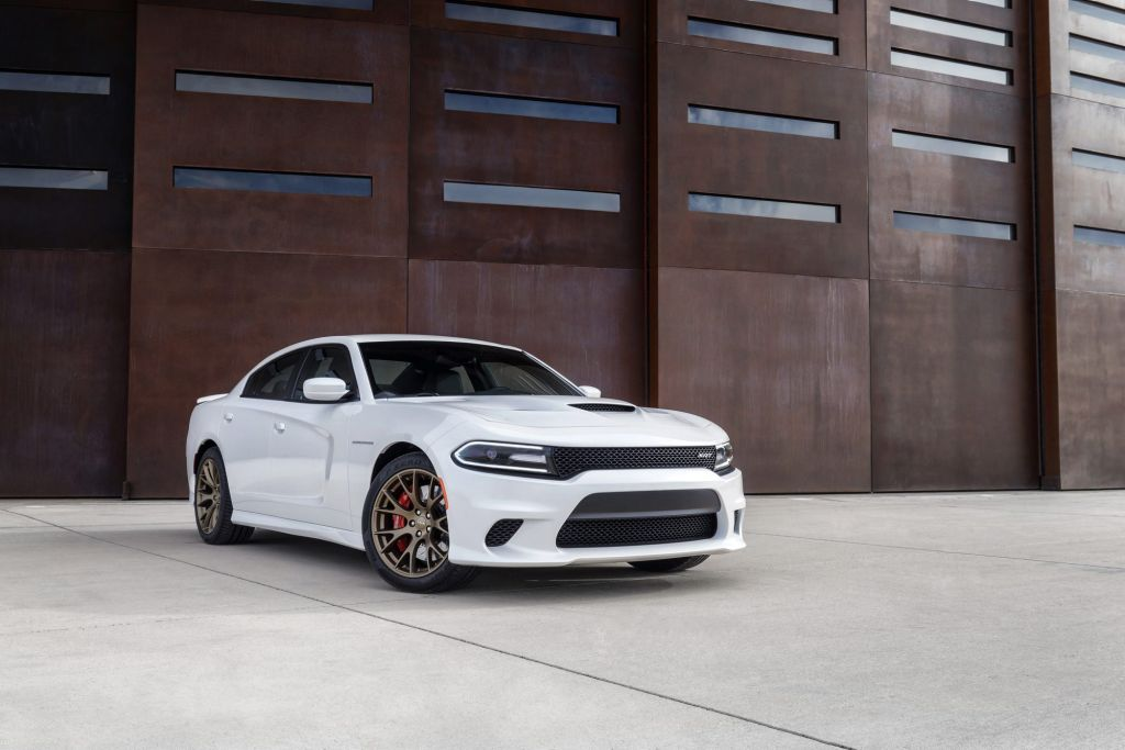 The Dodge Charger SRT Hellcat is the most powerful sports sedan in the world.