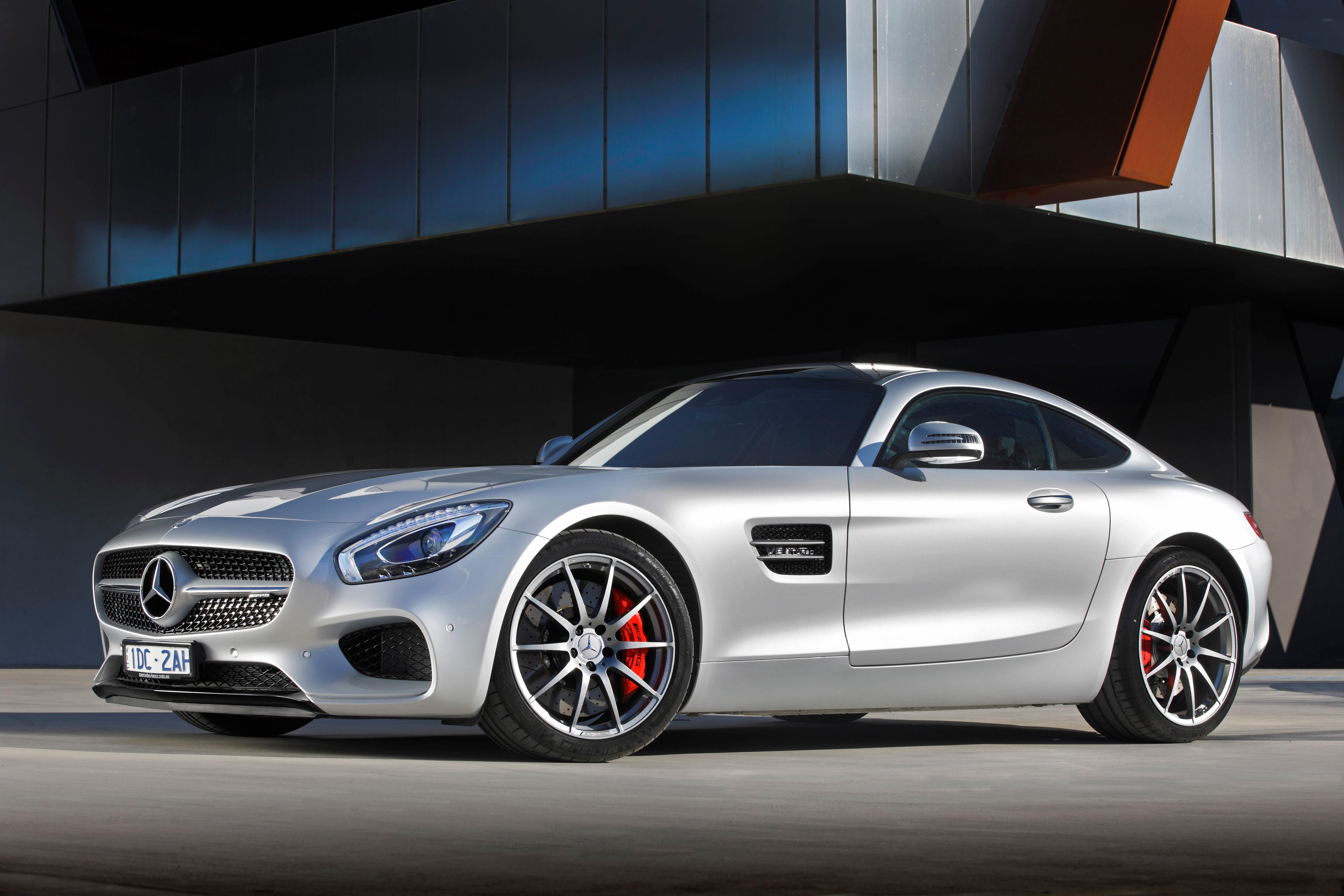 Mercedes-AMG GT.