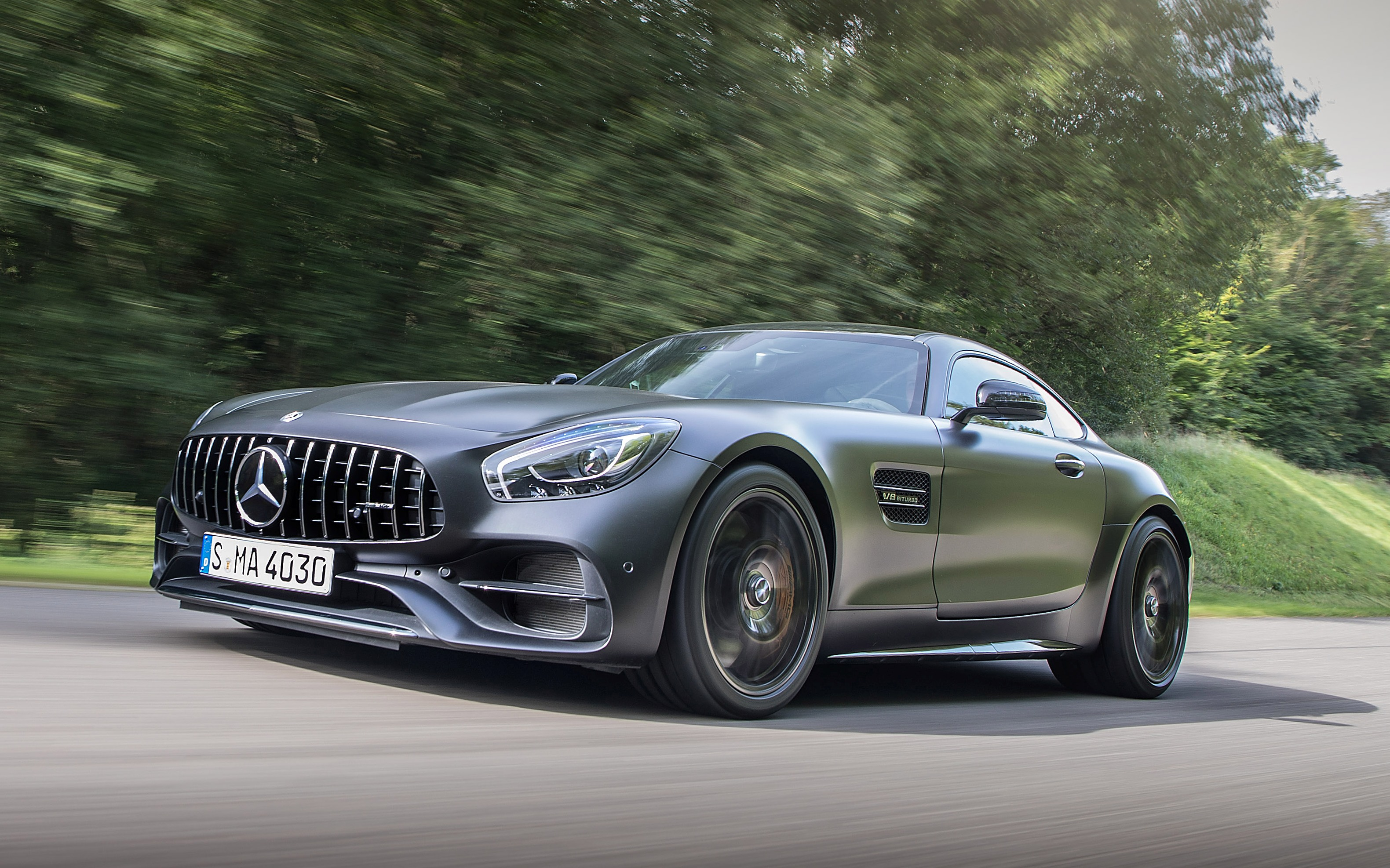 Mercedes-AMG GT C Edition 50 new car review