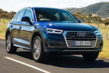 2017 Audi Q5 2.0 TFSI first drive review