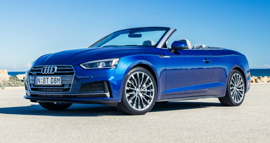 2018 Audi A5 Cabriolet First Drive REVIEW - Timeless Appeal With A Degree Of Liveability