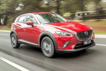 2017 Mazda CX-3 Akari diesel she says, he says review