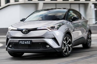 Toyota C-HR Koba she says, he says review