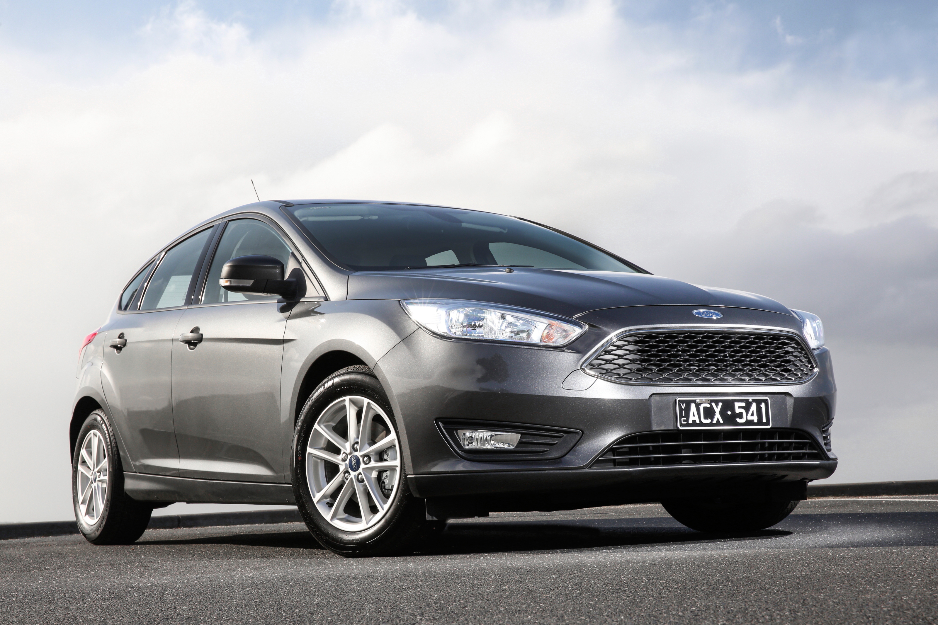 2017 Ford Focus range review