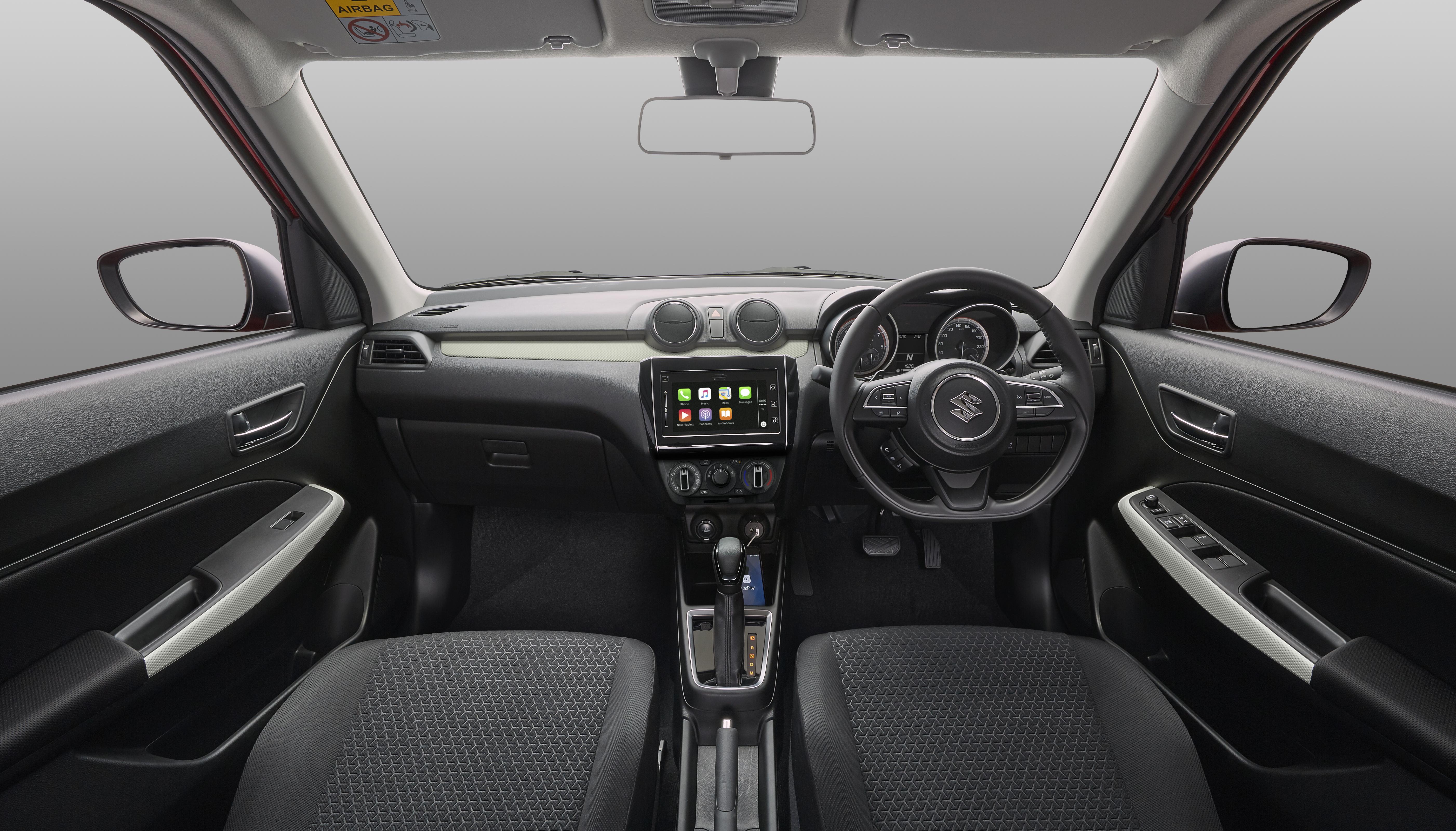 2017 Suzuki Swift GL Navigator.