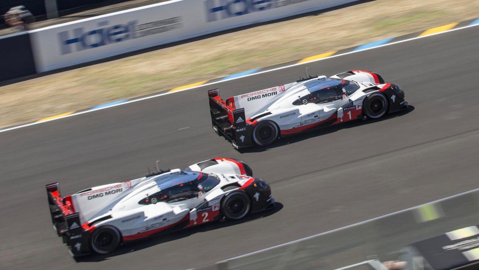 Porsche Drops LMP1 Endurance Racing In Favour Of Formula E