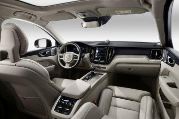 The new Volvo XC60 2017 Volvo XC60.
