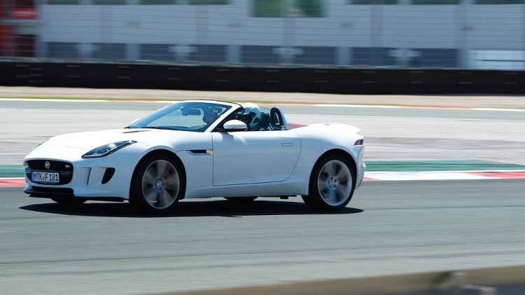 Jaguar F- Type