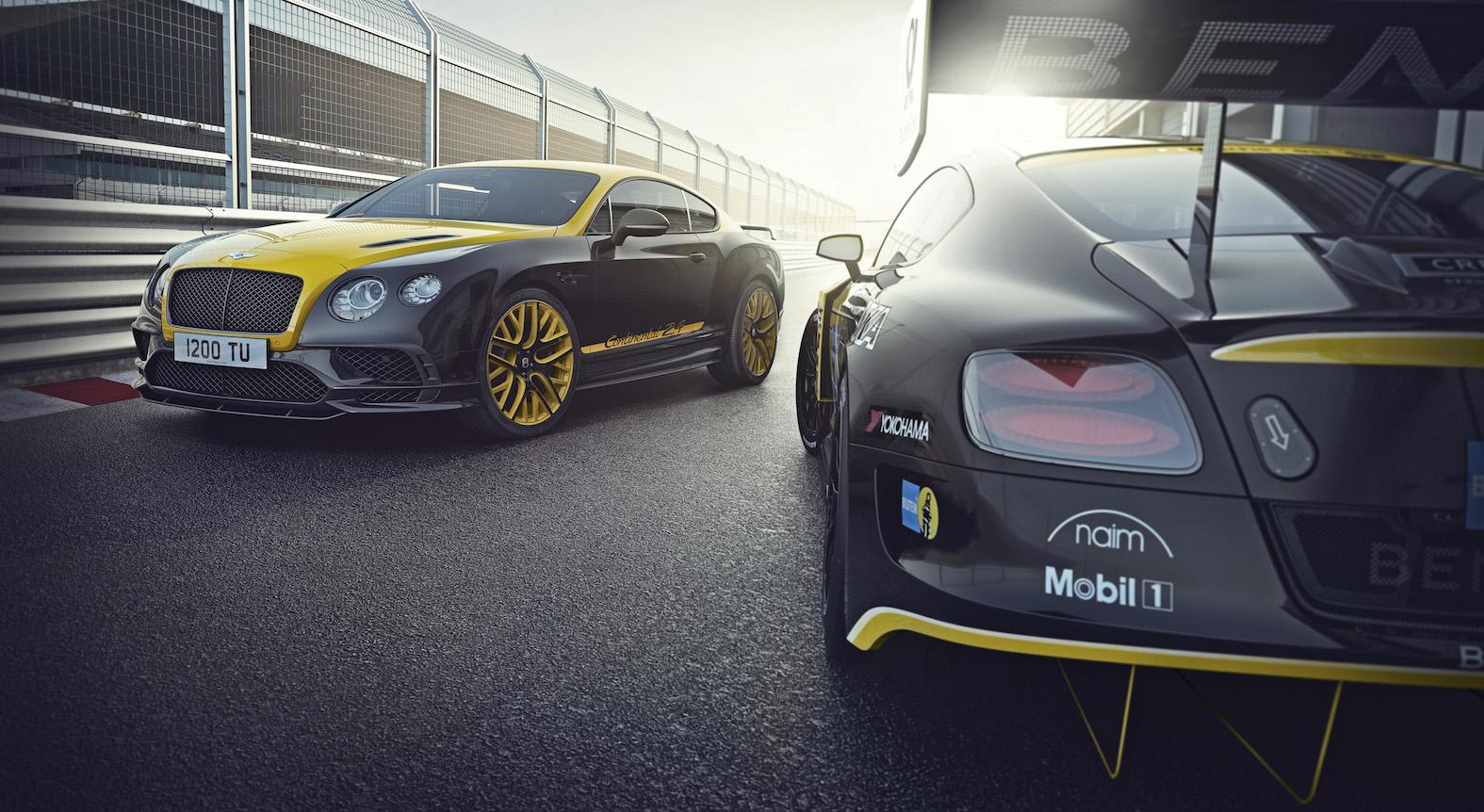 Bentley Continental 24 Celebrates Nurburgring 24-Hour Return