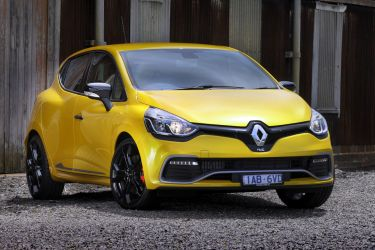 2013-2015 Renault Clio RS used car review