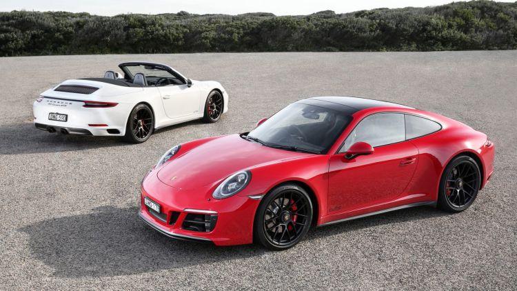 Porsche's 911 GTS represents the sweet spot in its sports car range.