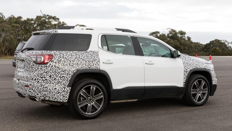 Holden says the seven-seater brings
