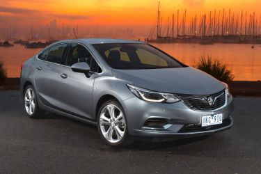 2017 Holden Astra Sedan new car review
