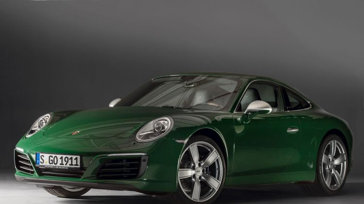 Porsche has built one million examples of the 911.