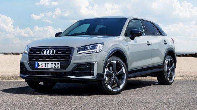 2017 Audi Q2 Launch Edition.