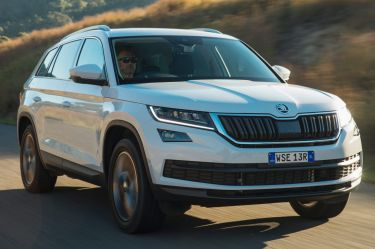 2017 Skoda Kodiaq 132TSI 4x4 first drive review