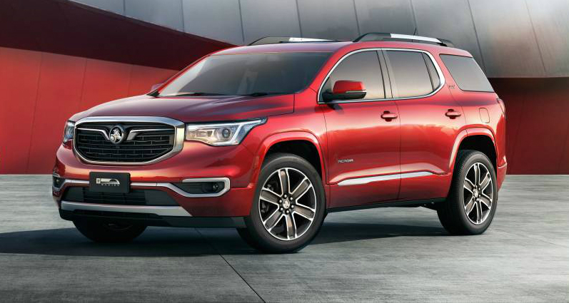 2018 Holden Acadia Preview Drive REVIEW - Seven-Seater With American Swagger