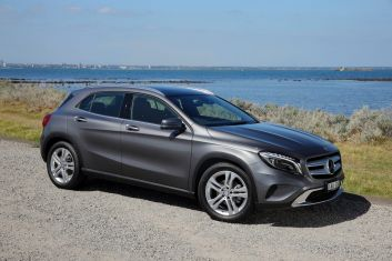 Mercedes-Benz GLA, Midweek Motoring main, April 16