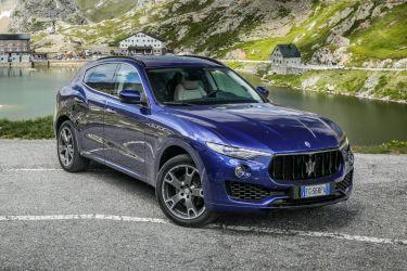 New Maserati Levante S new car review