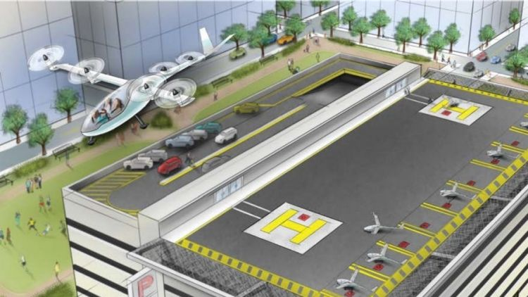 Uber has promised to deliver flying taxis in Dallas and Dubai before 2020.