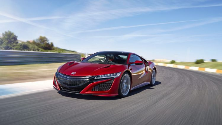 Honda's hybrid NSX supercar has struggled to make waves in Austrralia.
