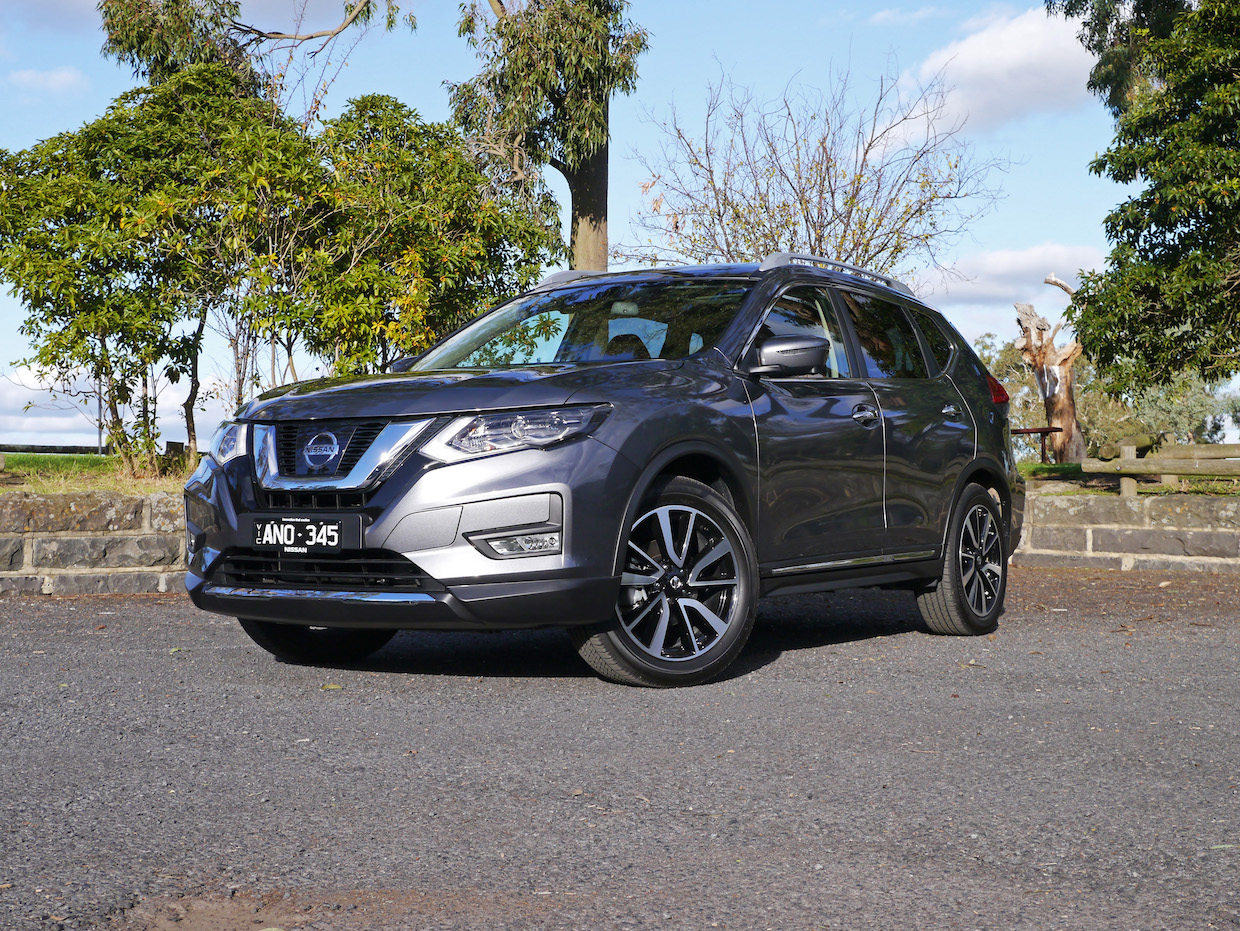 2017 Nissan X-Trail Ti Review | Roomy And Right-Sized For Aussie Families